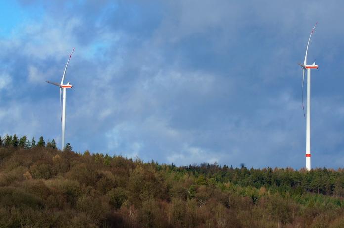 Windpark Buchenau
